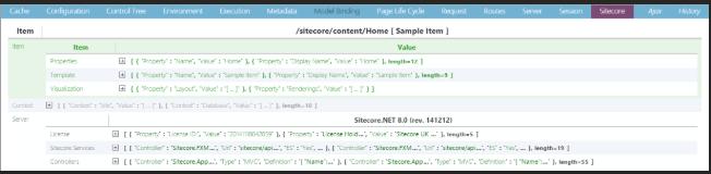 Sitecore.Glimpse