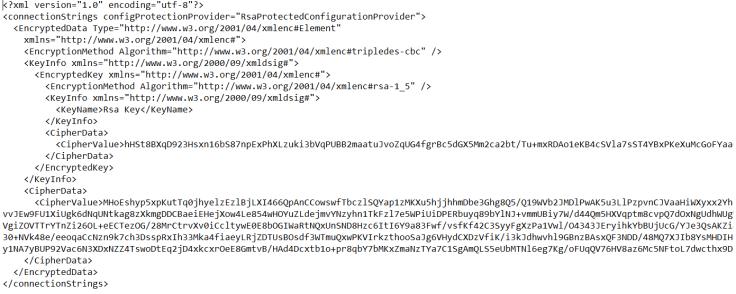 Encrypt Sitecore ConnectionString